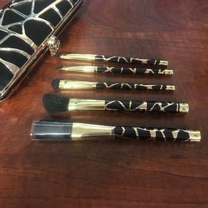 Sephora Brush Set & Clutch